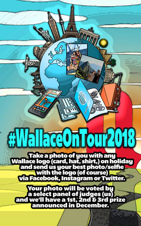 Wallace photos instagram holidays vacation competition Lyon France Wallace Bar