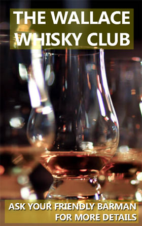 Whisky Club Wallace Bar Lyon