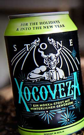 Xocoveza Craft beer